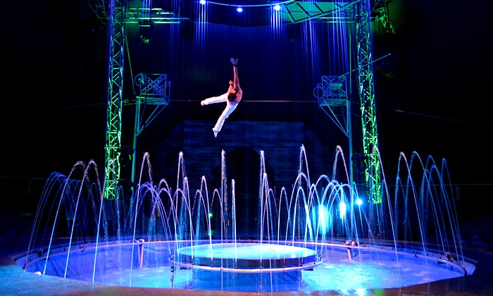 Cirque Italia - Pinehurst Gardens: Cirque Italia for One Child or One Adult at Wickham Park on February 7–9 (Up to 47% Off)