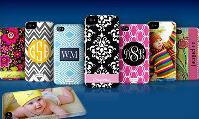 MyCustomCase.com: $20 for $45 Toward Custom Cases for the iPhone 4, 4S, or 5 from MyCustomCase.com