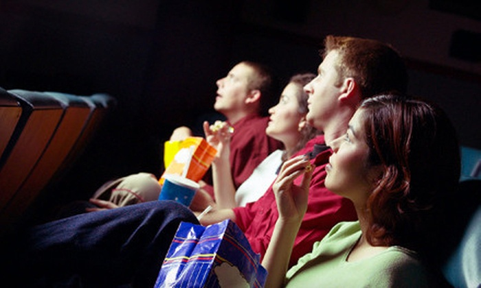 East Providence Cinemas - East Providence: Movie Outing with Popcorn, Candy, and Drinks for Two or Four at East Providence Cinemas (Up to 70% Off)