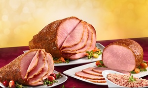 Honeybaked Ham -- Fort Wayne, IN: Premium Meats, Bone-In or Boneless Ham, or Turkey Dinner at HoneyBaked Ham (Up to 45% Off)