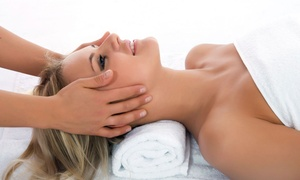 Tease It Studio: One or Two Facials with Mini Massages at Tease It Studio (Up to 60% Off)