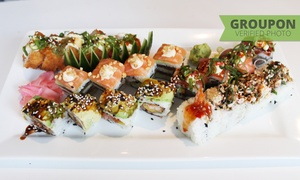 169 On Long: Selection of Sushi Platters from R85 at 169 On Long (Up to 52% Off)