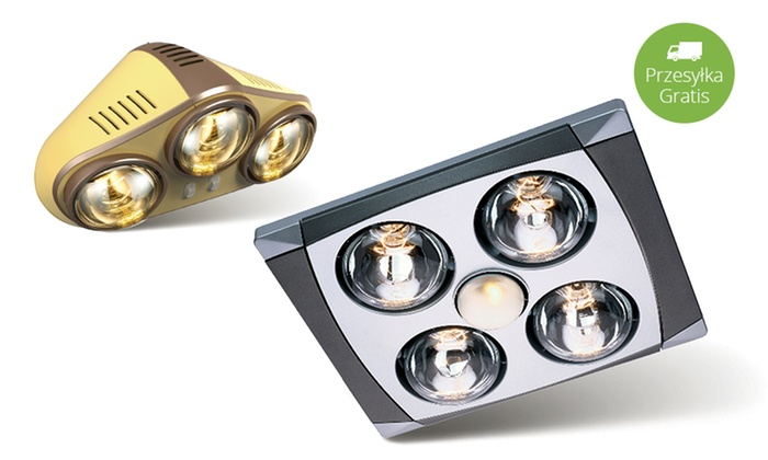 Wielofunkcyjne Lampy Ir 3 Modele Groupon