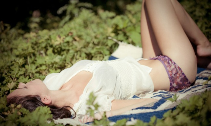 Janine Coney Photography - Grandview-Woodland: C$69 for  a One-Hour  Boudoir Photo Shoot and Prints from Janine Coney Photography  (C$215 Total Value)