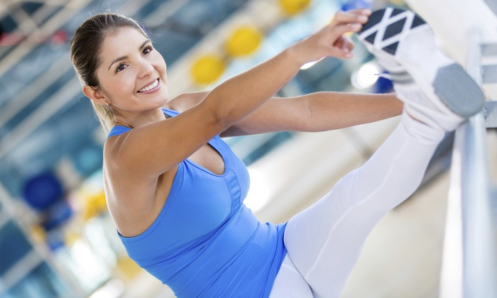 Palm Beach Waterfront Fitness Club - West Palm Beach: 10 or 20 Drop-In Barre Classes or One-Month Gym Membership at Palm Beach Waterfront Fitness Club (Up to 57% Off)