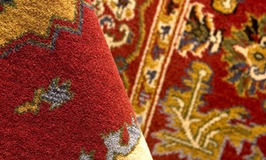 Ayoub N&H Carpet & Rugs: In-Store or Home Pick-Up Cleaning of Up to Two Area Rugs from Ayoub N&H Carpet & Rugs (50% Off)