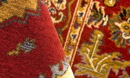 In-Store or Home Pick-Up Cleaning of Up to Two Area Rugs from Ayoub N&H Carpet & Rugs (50% Off)