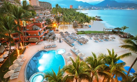 Stay with Optional All-Inclusive Package at Villa del Palmar Puerto Vallarta in Mexico; Dates into December
