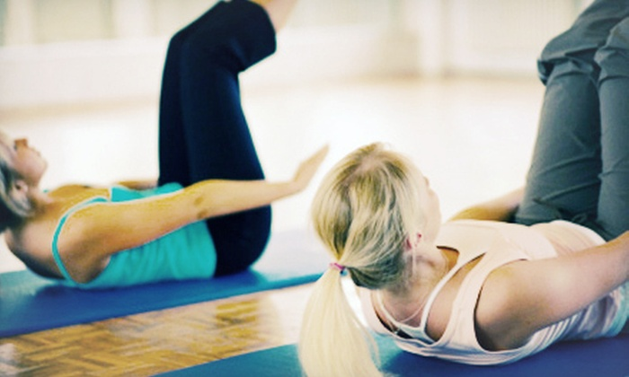 Evolation Yoga - Multiple Locations: 10 Yoga Classes Within Five Weeks, or Two Months of Unlimited Yoga Classes at Evolation Yoga (Up to 67% Off)