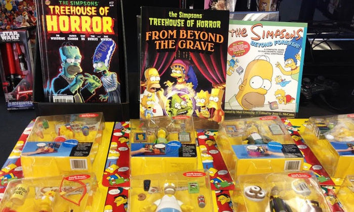 Metro Entertainment - Santa Barbara Downtown: $35 for The Simpsons Meet and Greet Autograph Signing Event for One Person ($50 Value)