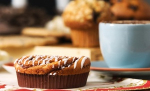 Seaside Bakery & Cafe: Two Small Coffees with Purchase of 2 Pastry Items at Seaside Bakery & Cafe