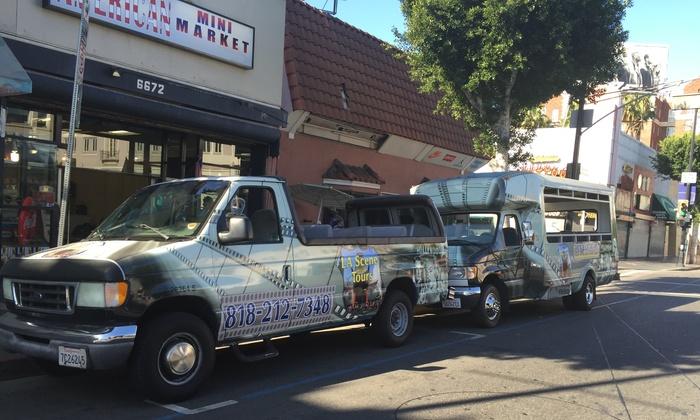 LA Scene Tours - Hollywood: Up to 60% Off Celebrity Bus Tour at LA Scene Tours