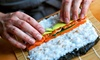 Two-Hour Sushi Making Class - Upper East Side: Roll Sushi and Sip Drinks with a Professional Chef