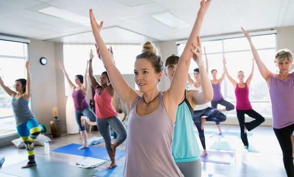 Bikram Yoga Classes Saint Paul Hot Yoga And Health Groupon