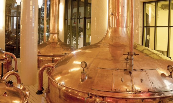 Hoppy Trolley - Sociable Cider Werks: Up to 55% Off Brewery Tour at Hoppy Trolley