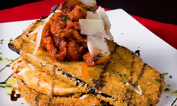 Bria Bistro Italiano - Nashville: $12 for $25 Worth of Italian Cuisine at Bria Bistro Italiano