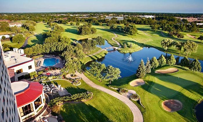 null - Ann Arbor: Stay at Oak Brook Hills Resort Chicago in Oak Brook, IL