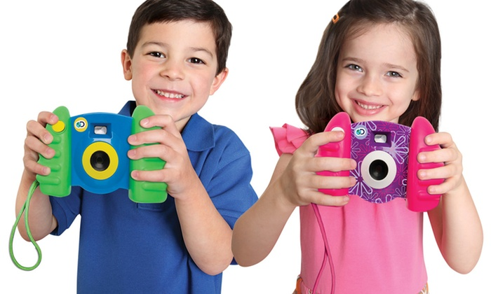 Discovery Kids Digital Camera with Video: Discovery Kids Digital Camera with Video. Multiple Colors Available. Free Shipping and Returns.