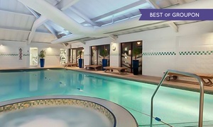 LivingWell health club at Hilton Hotel Bristol: LivingWell Health Club: Pass For One or Two from £5 at 4* Hilton Hotel Bristol (50% Off)