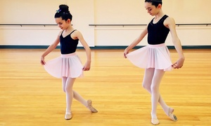 Journey Dance Academy: Eight-Week Dance Class or Triple Threat Package at Journey Dance Academy (Up to 75% Off)