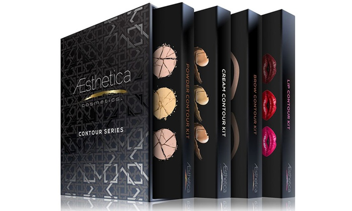 Aesthetica Contour Series - 4 Piece Contour Collection