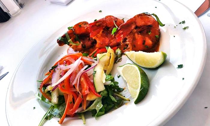 Yannis and Lemoni Bar and Grill - Nob Hill: Greek Food for Two or Four at Yannis and Lemoni Bar and Grill (40% Off)