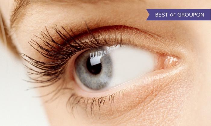 Walman Eye Centers - Multiple Locations: $1,899 for Laser Cosmetic Eyelid Lift (Upper Blepharoplasty) at Walman Eye Center ($3,900 Value)