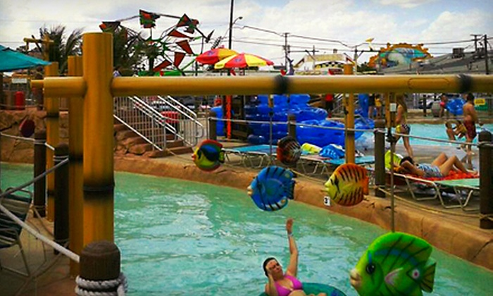 Keansburg Amusement Park & Runaway Rapids Waterpark - North Middletown: Amusement Park Package for One or Two at Keansburg Amusement Park & Runaway Rapids Waterpark (Up to 48% Off)