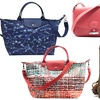 Longchamp Le Pliage Totes and Bags