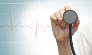 DR ALBERTO SEGUNDO HINGTON: Check up cardiologico con ecografie e seconda visita di controllo (sconto fino a 88%)