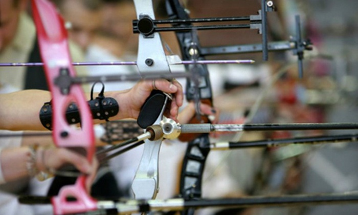 True Flight Indoor Archery - Corbin: One Archery Lesson for Two or Four Archery Lessons for One at True Flight Indoor Archery in Corbin (Up to 53% Off)