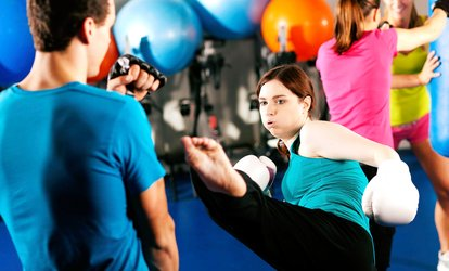 image for One or Two Months of Unlimited <strong>Kickboxing</strong> Classes at Shifting Sands Dojo (Up to 61% Off)