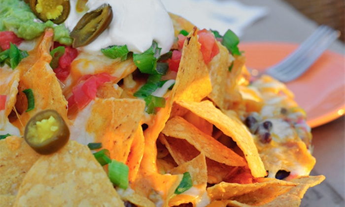Zumba Mexican Grille - Royal Oak: $8 for $14 Worth of Mexican Cuisine at Zumba Mexican Grille