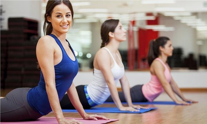 Sweaty Buddha Yoga - Sweaty Buddha Yoga: 10 Hot Yoga Classes at Sweaty Buddha Yoga (Up to 78% Off)