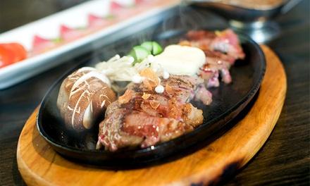 Japanese Food at Tajima Izakaya (40% Off)
