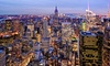 USA Guided Tours NY - New York: Quick Manhattan by Night Tour for One, Two, or Four at USA Guided Tours NY (Up to 51%  Off)