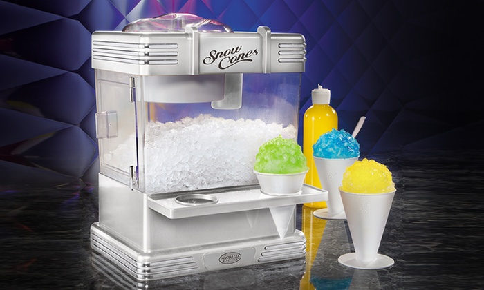 Snow Cone Maker Groupon Goods