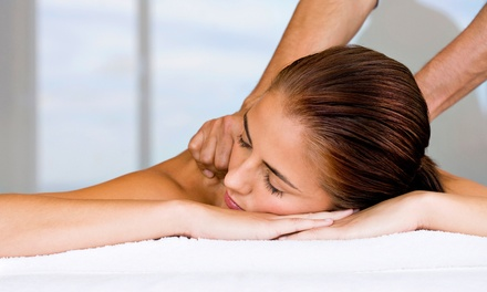 One or Three 60-Minute Deep-Tissue Massages at Active Wellness (Up to Half Off)
