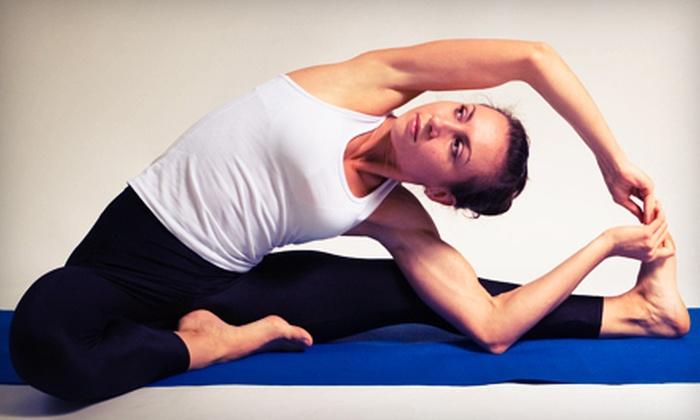 Shakti Yoga Miami - City Center: 5 or 10 Hot- or Power-Yoga Classes at Shakti Yoga Miami (Up to 72% Off)
