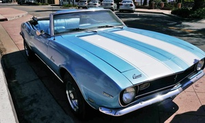 777 Exotics: Half- or Full-Day Classic-Car Rental from 777 Exotics (Up to 50% Off)