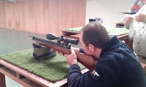 Ronnie Sunshines - Devon: Range Shooting Experience for One or Two at Ronnie Sunshines (Up to 50% Off*)