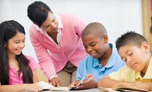Eye Level of Dunwoody: $25 for $50 Worth of Academic-Tutoring Services at Eye Level of Dunwoody