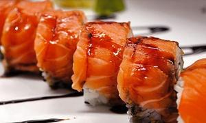 KANJI LIGHT: Sushi box di 52 pezzi da asporto presso Kanji Light (sconto 65%). Valido in 3 sedi
