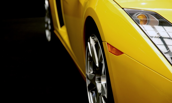 Dynamic Auto Body & Paint - East Coast Industrial Center: $225 for $500 Toward the Repainting of One Outside Section of Vehicle — Dynamic Auto Body