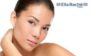 Ella Baché - Ella Express: $45 for an Anti-Ageing Facial + Neck and Shoulder Massage at Ella Baché - Ella Express, Two Locations (Up to $110 Value)
