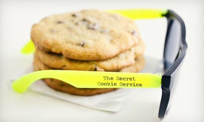 The Secret Cookie Service - Village: Two or Four Dozen Cookies with Delivery from The Secret Cookie Service (Up to 53% Off)