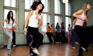 Zoom Zone Studio: One or Two Months of Zumba Classes with Jammie Efford at Zoom Zone Studio (Up to 61% Off)