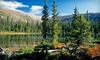 The Bear River Lodge - Christmas Meadows, UT: Two- or Three-Night Stay with Optional ATV Rental at The Cabins at Bear River Lodge in Summit County, UT