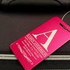 1, 2, 4, or 6 Personalized Aluminum Luggage Tags from Qualtry