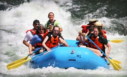 One-Day Rafting Trip or Two-Day Winery Tour and Rafting Trip from Mariah Wilderness Expeditions (Up to 47% Off) *